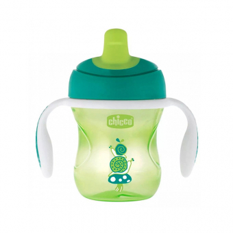 CHICCO krūze, 6m+, 200 ml