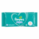 PAMPERS mitrās salvetes FRESH CLEAN, 52 gab.