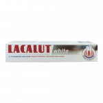 LACALUT zobu pasta WHITE, 75 ml