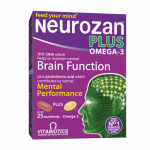 NEUROZAN PLUS 28 tabletes un 28 kapsulas