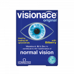 VITABIOTICS VISIONACE tabletes, 30 gab.