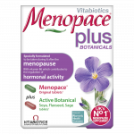 MENOPACE PLUS BOTANICALS, 56 tabletes
