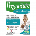 PREGNACARE BREAST-FEEDING, 56 tabletes un 28 kapsulas