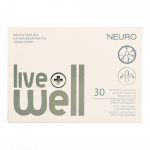 LIVE WELL NEURO kapsulas, 30 gab.