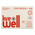 LIVE WELL CRATAEGUS + Mg, kapsulas, 30 gab.