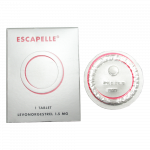 ESCAPELLE 1,5 mg tablete, N1